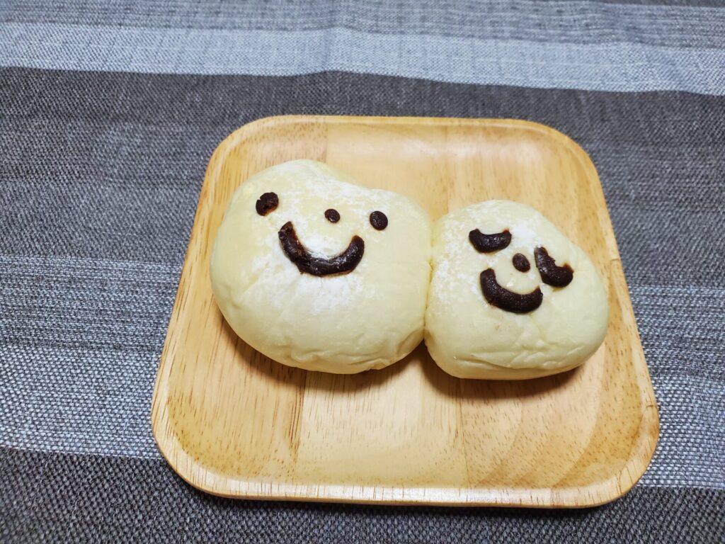 リベイク パンディーベーカリー なかよしパン