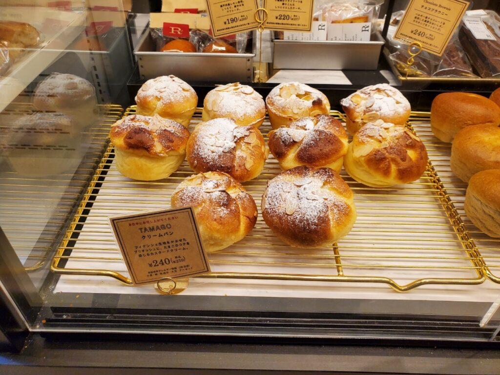 rod TAMAGOクリームパン