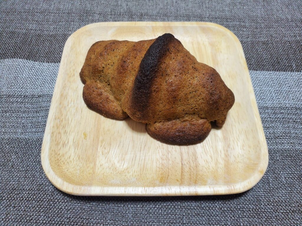パンのお店ito 紅茶のクロワッサンダマンド