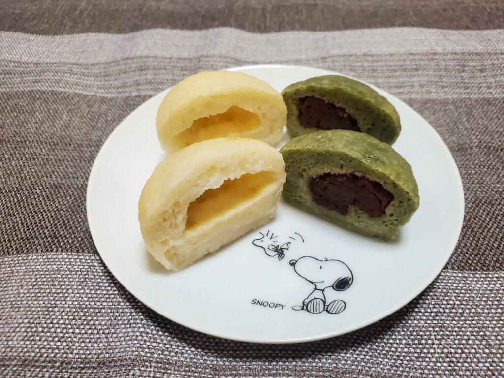 rebake-ange-pastry ミニあんぱん&ミニクリームパン