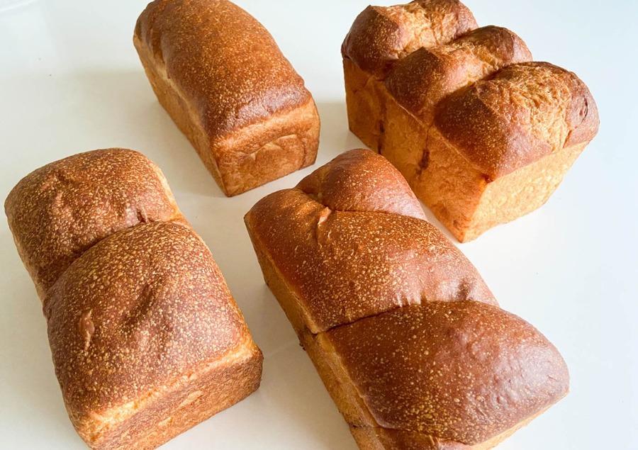 「4種の食パン食べ比べセット」