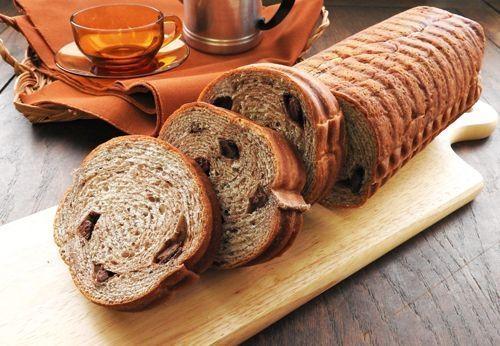 【神戸ベル】プレミアムラウンドパン  たっぷりチョコブレッド