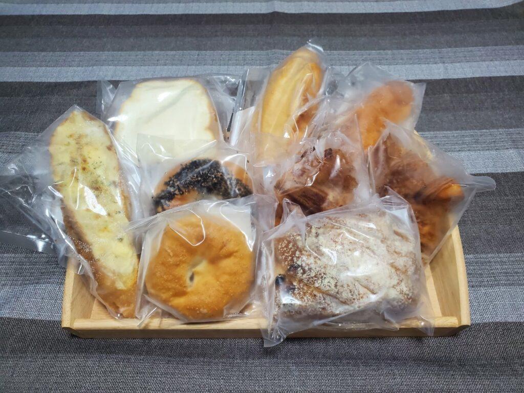 【パン工房 ラ・カンパーニュ】
