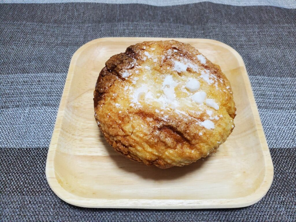 "【Boulangerie Sai】『パンスク』""ブリオッシュ・オランジェ"""